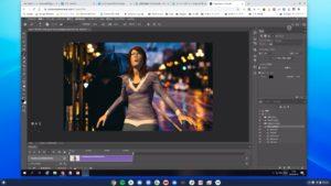 Photoshop CC Fuse CC 仮想Windows Paperspace
